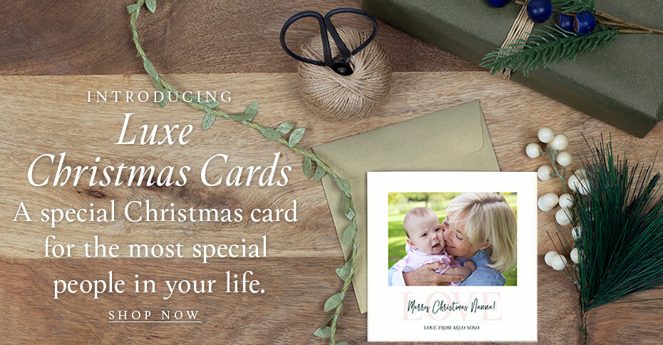 Luxe Christmas Cards