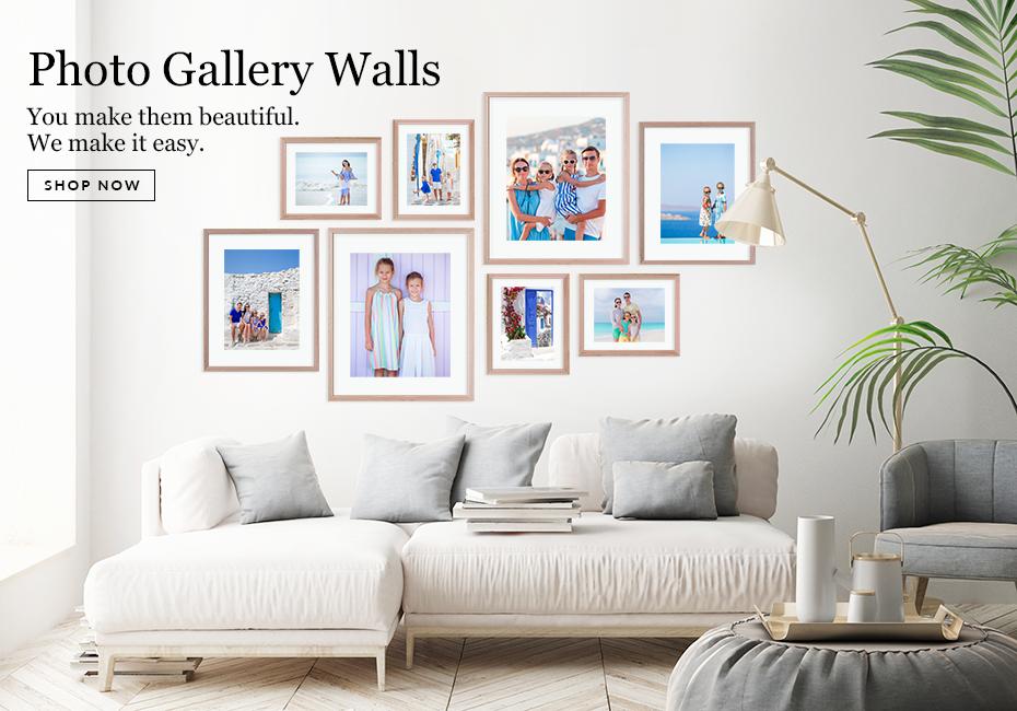 Photo Gallery Walls
