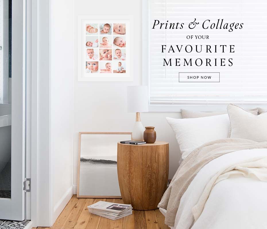 Photo Prints & Collages Wall Art