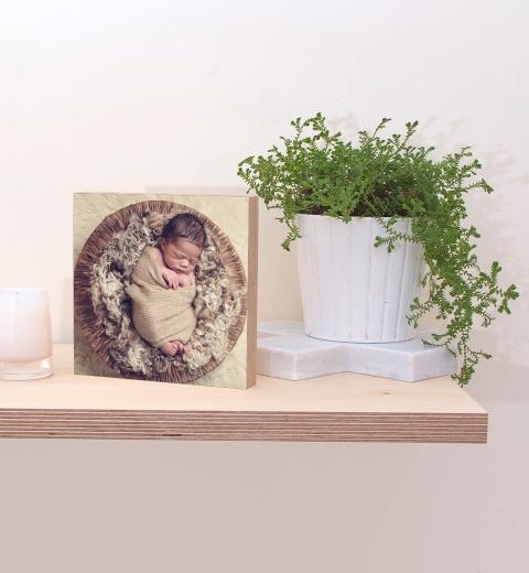 15cm x 15cm Photo Block