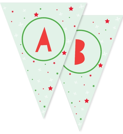 Merry Merry Bunting