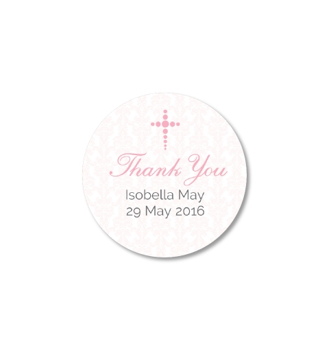 Personalised Thank You Stickers Australia