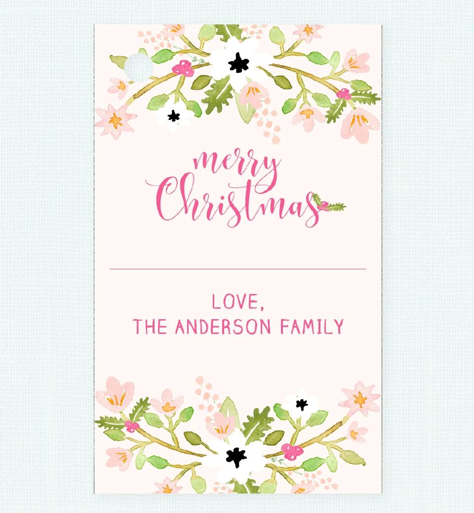 Christmas Card Birth Announcement