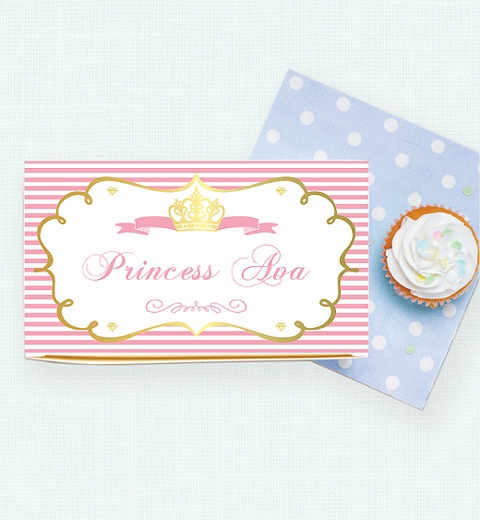 Princess Party Lunch Box