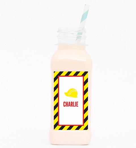 Construction Drink Bottle