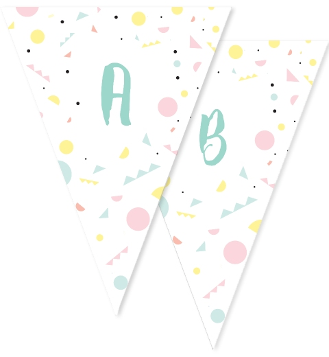 It's No Big Deal! Party Theme Bunting
