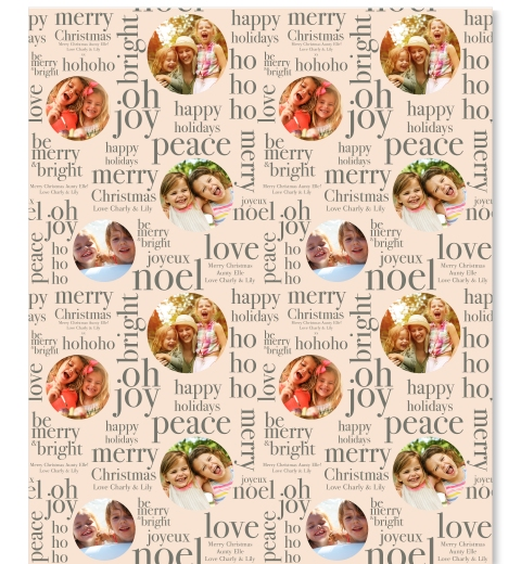Elegant Oh Joy Christmas Wrap