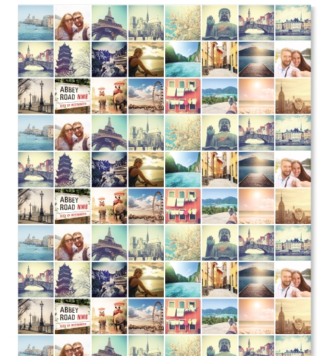 Photo Wrapping Paper - Medium Photo