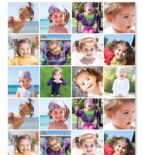 Photo Wrapping Paper - Large Photo