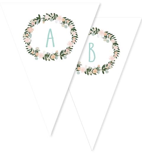 Skandi Wreath Bunting