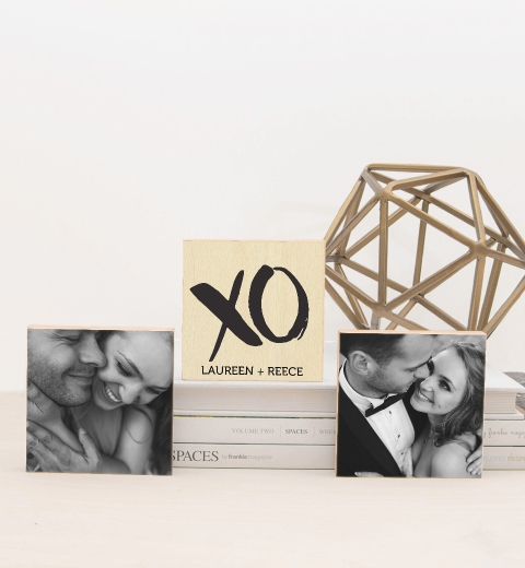 XO Photo Blocks