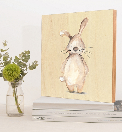 Mr Bunny By Tori Benz