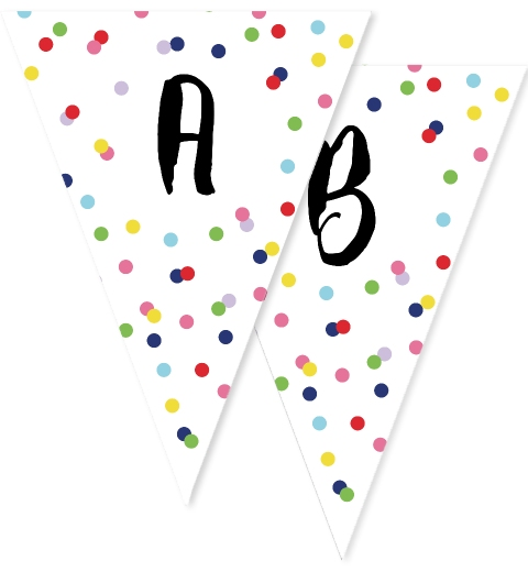 Tutti Fruitti Party Bunting