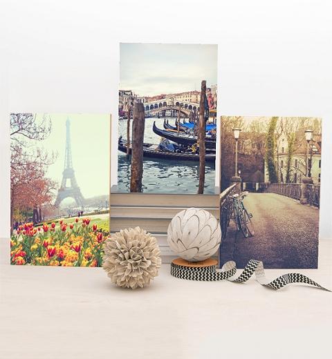 19 x 29 Photo Triptych