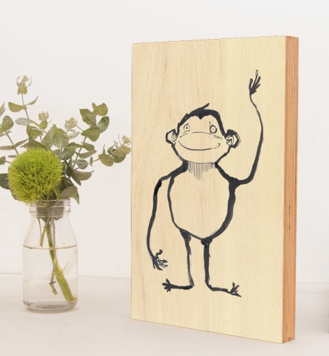Ink Monkey