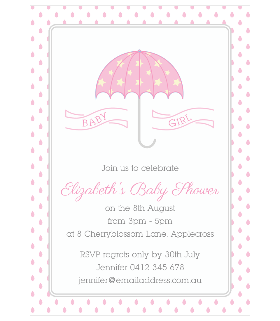 Online Baby Invitations with luxury invitation sample