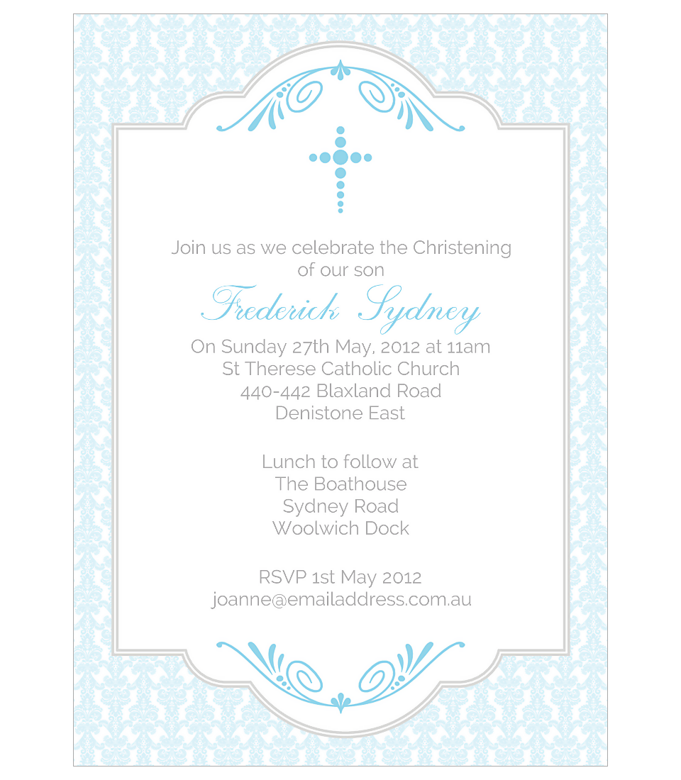 Beautiful Baptism Invitations is beautiful invitations layout